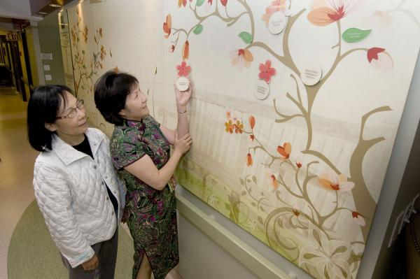 Catherine Cheung at Marion Hospice